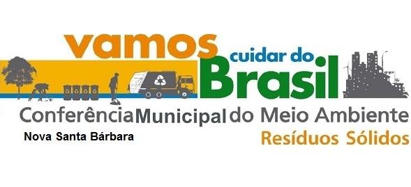 Conferência Municipal do Meio Ambiente.