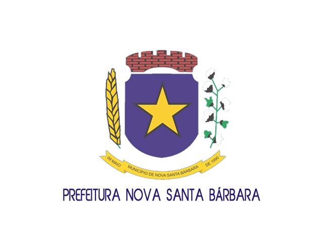 Novo Portal Oficial da Prefeitura de Nova Santa Bárbara